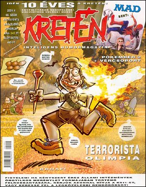 Kretén Magazine #67 • Hungary • 1st Edition - Kreten