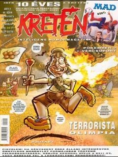 Go to Kretén Magazine #67 • Hungary • 1st Edition - Kreten