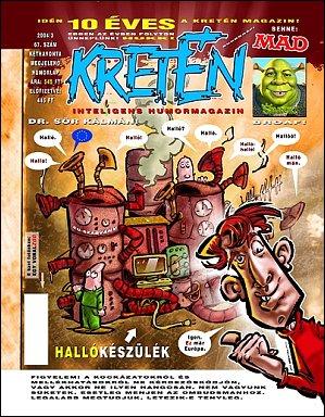 Kretén Magazine #68 • Hungary • 1st Edition - Kreten