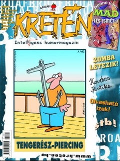 Go to Kretén Magazine #69 • Hungary • 1st Edition - Kreten