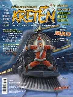 Go to Kretén Magazine #70 • Hungary • 1st Edition - Kreten
