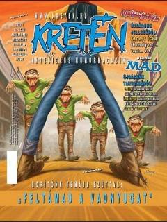 Go to Kretén Magazine #71 • Hungary • 1st Edition - Kreten