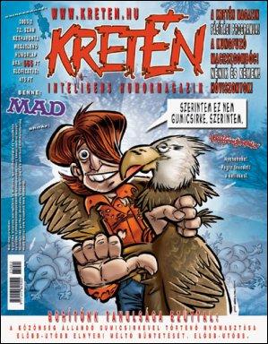 Kretén Magazine #72 • Hungary • 1st Edition - Kreten