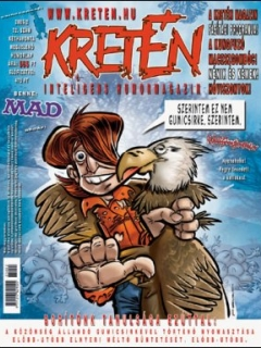 Go to Kretén Magazine #72 • Hungary • 1st Edition - Kreten