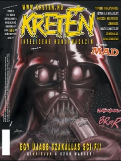 Kretén Magazine #73 (Hungary)