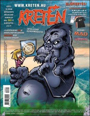 Kretén Magazine #76 • Hungary • 1st Edition - Kreten
