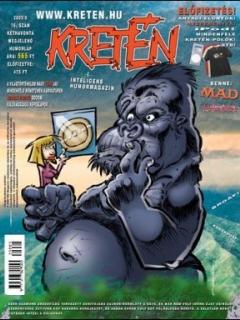 Go to Kretén Magazine #76 • Hungary • 1st Edition - Kreten