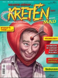 Go to Kretén Magazine #77 • Hungary • 1st Edition - Kreten