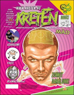 Kretén Magazine #79 • Hungary • 1st Edition - Kreten