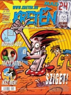 Go to Kretén Magazine #80 • Hungary • 1st Edition - Kreten
