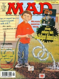 MAD Magazine #3 • Hungary • 2nd Edition - MAD