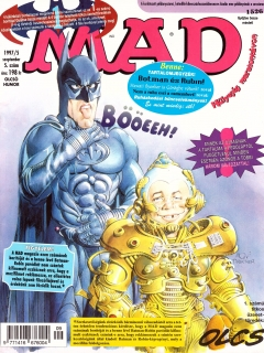 Go to MAD Magazine #5 • Hungary • 2nd Edition - MAD