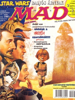 Go to MAD Magazine #17 • Hungary • 2nd Edition - MAD
