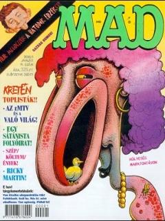 Go to MAD Magazine #19 • Hungary • 2nd Edition - MAD