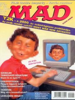 Go to MAD Magazine #20 • Hungary • 2nd Edition - MAD
