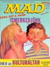 MAD Magazine #21 • Hungary • 2nd Edition - MAD