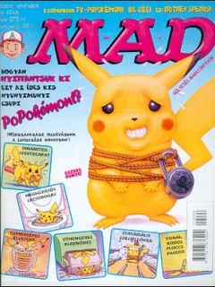 Go to MAD Magazine #24 • Hungary • 2nd Edition - MAD