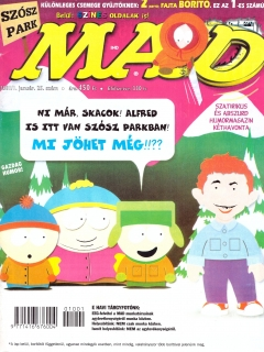 Go to MAD Magazine #25 • Hungary • 2nd Edition - MAD