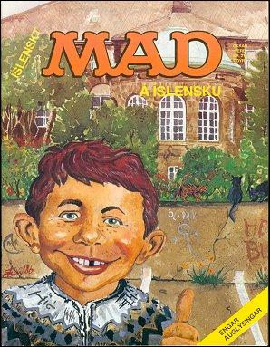 MAD Magazine #1 • Iceland