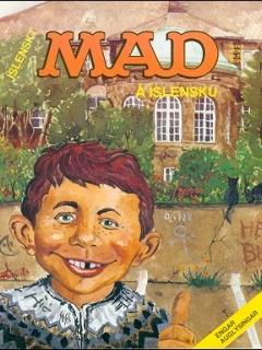 MAD Magazine • Iceland • 1st Edition
