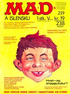 MAD Magazine #3 • Iceland