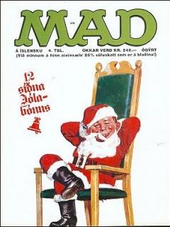 MAD Magazine #4 • Iceland