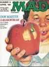 MAD Magazine #5 • Iceland