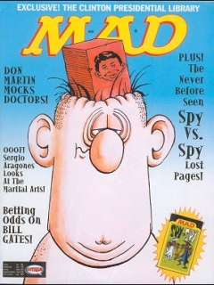 Go to MAD Magazine #4 • India