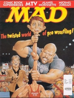 Go to MAD Magazine #5 • India