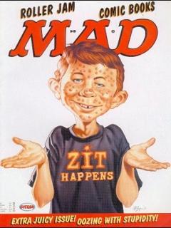 Go to MAD Magazine #7