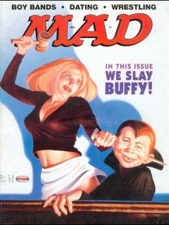 Go to MAD Magazine #14