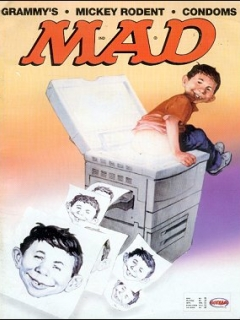 Go to MAD Magazine #15