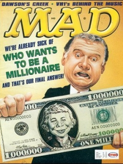 Go to MAD Magazine #16 • India