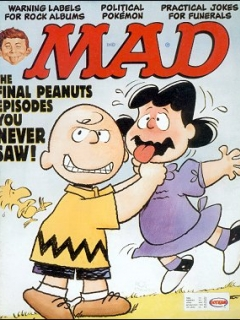 Go to MAD Magazine #17 • India
