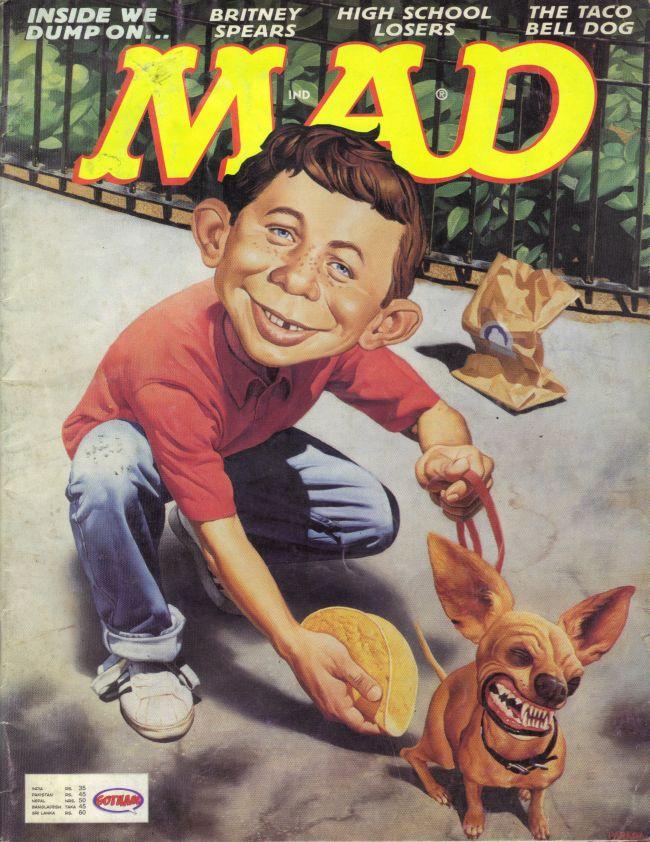 MAD Magazine #20 • India