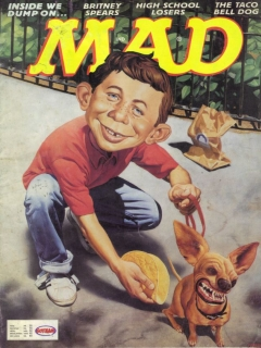 Go to MAD Magazine #20 • India
