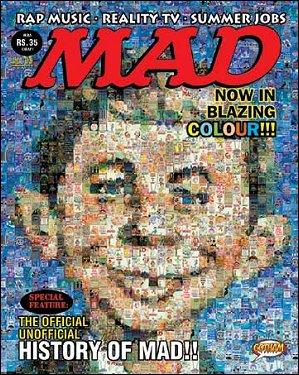 MAD Magazine #21 • India
