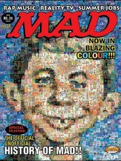 Go to MAD Magazine #21 • India