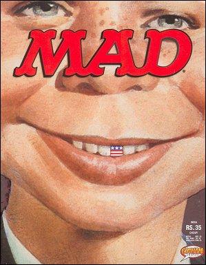 MAD Magazine #22 • India