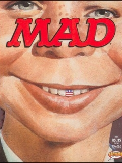 Go to MAD Magazine #22 • India