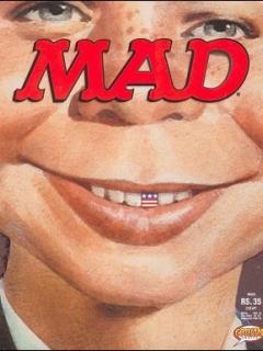 Go to MAD Magazine #22 • India