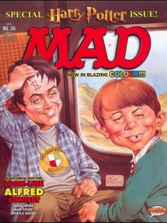 Go to MAD Magazine #23 • India