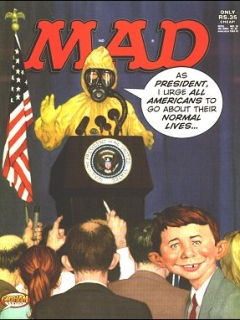 Go to MAD Magazine #24 • India