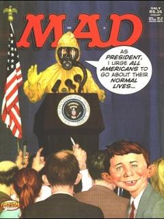 MAD Magazine #24 • India