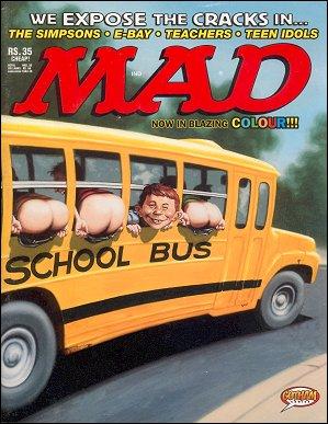MAD Magazine #25 • India