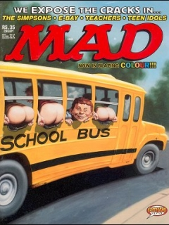 Go to MAD Magazine #25 • India