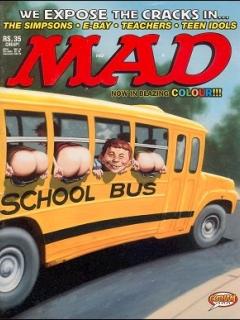 Go to MAD Magazine #25 • India