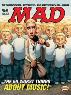 Go to MAD Magazine #30 • India
