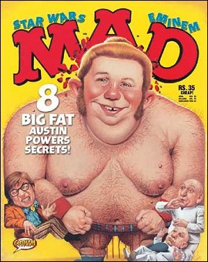 MAD Magazine #31 • India