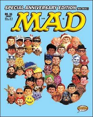MAD Magazine #33 • India